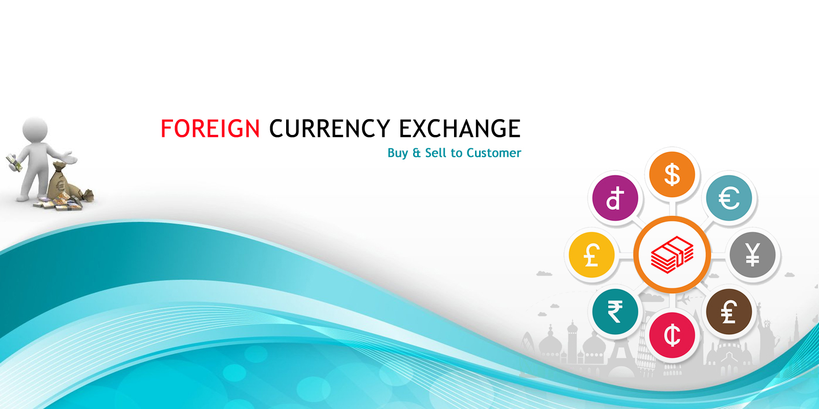 Foreign exchange agencies
